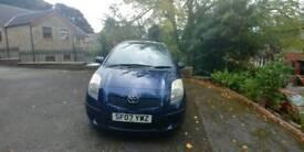 Toyota yaris 1.4 diesel 5 door