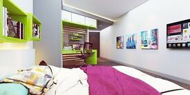 New Luxury Student Accommodation - Studio's Only £130 per Week - Bills Included - Pool Table-Cinema