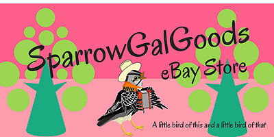 SparrowGalGoods