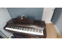 Yamaha Clavinova CLP-920 EXCELLENT CONDITION weighted keys, 2 pedals - £400