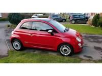 Fiat 500 twinair petrol low mileage