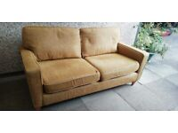 3 piece sofa set, double/single mattress and dining chairs