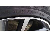 Alloy wheel repair fix refurbish paint colour change dent crack buckle weld