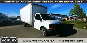 2011 GMC Savana G3500 16Ft V8 Gas + Tow Pkg