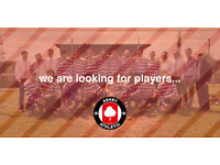 Sunday League Football Team looking for Players for 2017-18 season...