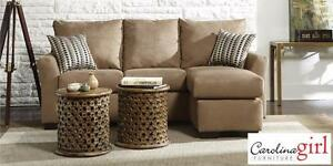 Price Reduced! Montana Mocha 2 Piece Sectional