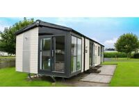 Luxury Holiday Home Static Caravan For Sale Swift Manhattan In The Yorkshire Dales, Leyburn