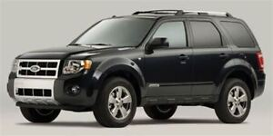 2008 Ford Escape Limited V6 AWD - Leather & Sunroof
