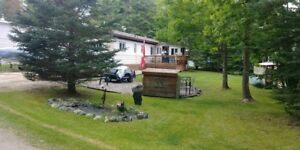 Awesome Summer Get Away - Tall Timber Lodge - Lac Du Bonnet