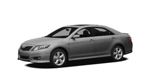 2011 Toyota Camry LE LOW KM   ONE OWNER   NO ACCIDENTS