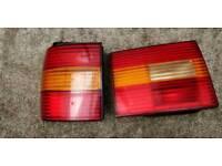 Vw B4 Passat estate rear lenses n/s