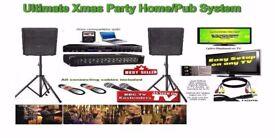 Complete Karaoke Machine Package