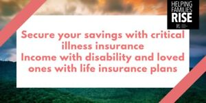 CRITICAL LIFE DENTAL AND OTHER INSURANCE PLANS