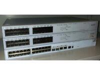 3x network switch