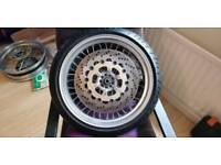Morad Supermoto wheels