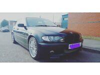 BMW, 3 SERIES, e46 320d m sport