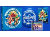 Windjammers Collector's Edition - PS VITA - NEW / SEALED