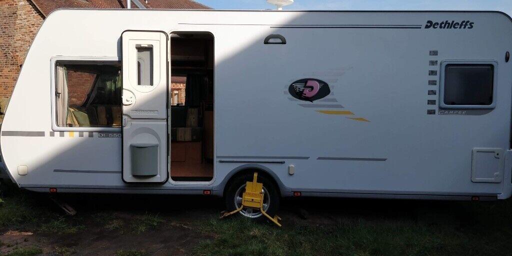 b4f6c963a2 Dethleffs camper DL 550