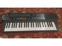 Casio Keyboard 100 tones