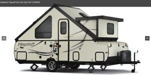2017 Flagstaff by Forest River NEW! 21DMHW -