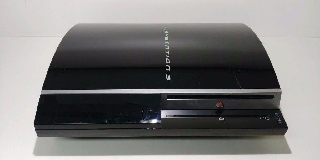 PlayStation 3 80 g fat style & controller