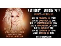 2x Britney Spears Tickets