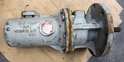 Imo Industries Inc. Hydraulic Pump G6uvc-200d 130043-2 1 Gpm 1500 Psi