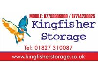 kingfisher Storage, Containers to let 24 Hour Access, Tamworth