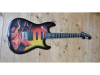 Encore Electric Guitar & Amp