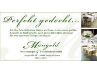 Tischdeckenverleih - Perfekt Gedeckt - im Saarland Saarland - Tholey Vorschau