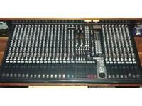 Allen and Heath GSR 24M MkII + FireWire/ADAT interface