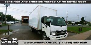 2013 Hino 145 195 - 20Ft - 4.7L DSL - GVW 19500LB