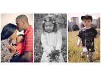 "Family Summer Photo-shoots - free session and one free 8x6"" print!"