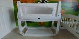 SnuzPod Bedside Crib