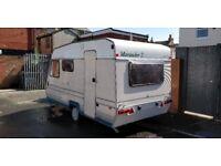 ABI Marauder 2 400CT 4 berth caravan for sale