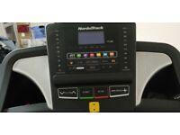 Nordic Track Treadmill ifit (folding)