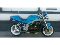 2001 triumph speed triple possible swap for vespa