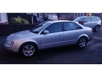 Audi A4 1.9 TDI Sport. Service history and great condition for age