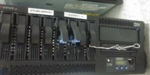 IBM  AIX 9133-55A System P5 Server 2x 4-Core 10N8123 1.65GHz Canada Preview