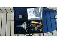 FORSTHOFF 230v Quick - L Hand Held Hot Air Welding Tool c/w: 40mm Wide Slotted Nozzle