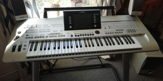 Yamaha Tyros 4 Digital Workstation Keyboard and Speaker Pack   in Bodmin,  Cornwall   Gumtree