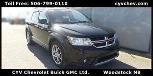 2012 Dodge Journey R/T AWD - Leather
