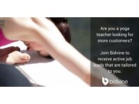 Yoga Teachers Wanted In South East London - Start Now, Choose Your Own Students