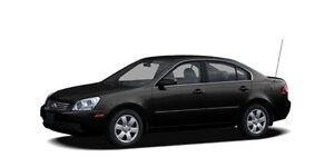 2007 Kia Magentis LX THIS WHOLESALE CAR WILL BE SOLD AS TRADED -