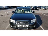 Audi A6 55 PLATE 3.2 FSI - MANUAL GEARBOX - QUATTRO - CREAM LEATHER