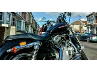 Harley Davidson 883xlh sportster