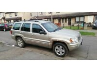 Jeep, GRAND CHEROKEE, CRD, spares or repair.