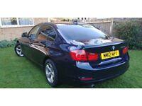 BMW 320 D Efficient Dynamics 2012
