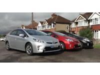 PCO registered Prius for Rent @ £110 per week