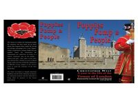 Book Signing Event For My New Book- Poppies, Pomp and People